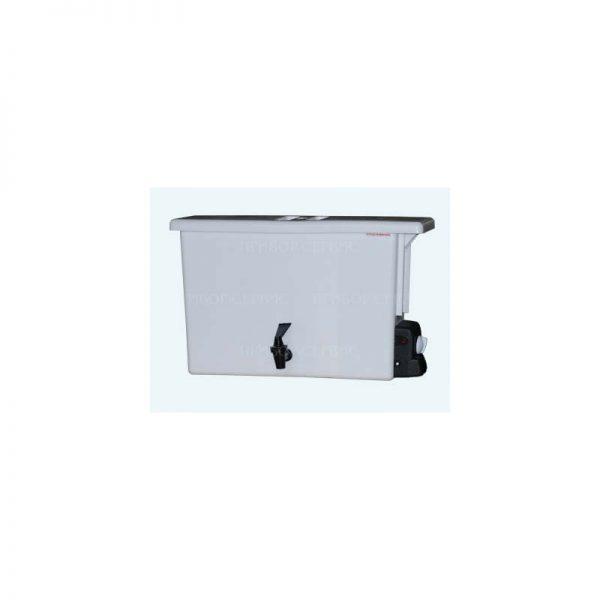 Рукомойник с водонагревателем Элтерм Дачный-П из пластика (15л, 1,25кВт)