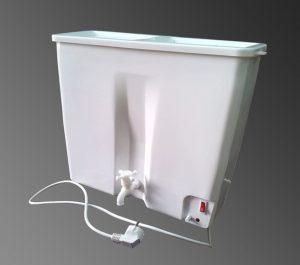 Рукомойник с водонагревателем Элбэт ЭВБО из пластика (22 л, 1,25 кВт)