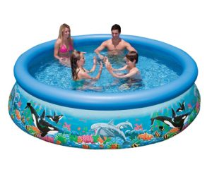 Бассейн Easy Set Рифы океана Intex 54900 305x76 см