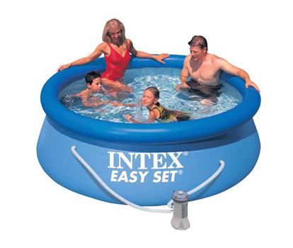 Бассейн Easy Set Intex 56972 с комплектом 244x76 см