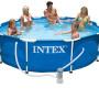 Бассейн Metal Frame Intex 56999 с комплектом 305х76 см