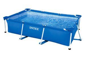 Бассейн Intex 58980 260x160x65 см прямоугольный