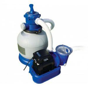 Насос-фильтр песочный 4500 л/ч