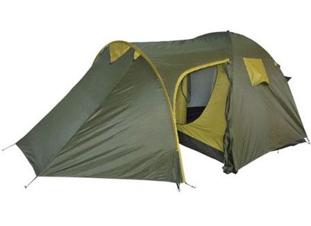 Палатка четырехместная с тамбуром HTP86049