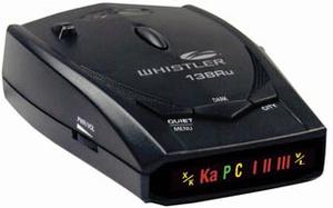 Радар-детектор Whistler WH-138Ru