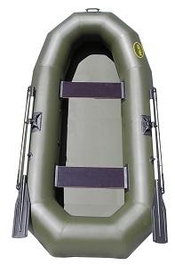 Надувная гребная лодка Helios ПВХ Гелиос-30