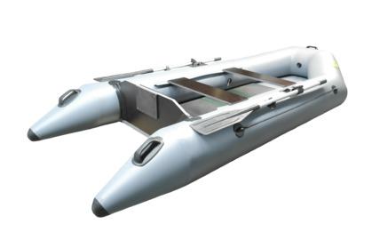 Надувная моторная лодка Helios ПВХ Гелиос-31м
