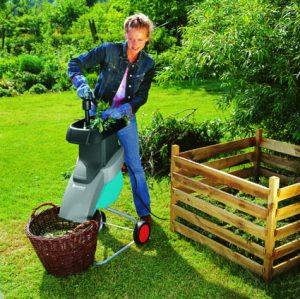 Измельчитель садовый