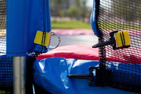 Батут с защитной сеткой и лестницей Sundays Acrobat 435 см - 14ft