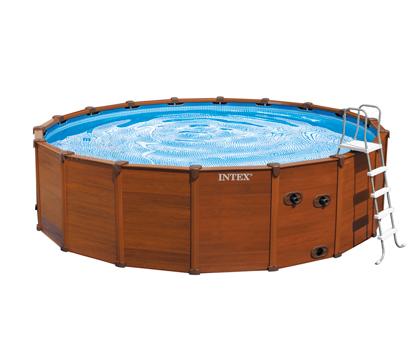 Бассейн Sequoia Spirit Intex 28396 с комплектом 569х135см