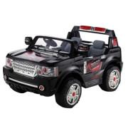 Электромобиль Sundays JJ205 Land Rover Черный