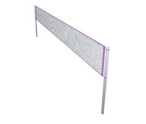 Волейбольная сетка со стойками Sundays VS-1422