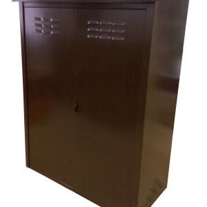 Шкаф для газовых баллонов 1