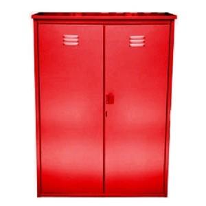 Шкаф для газовых баллонов 7
