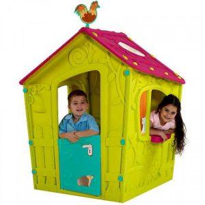 Детский садовый домик KETER MAGIC PLAYHOUSE