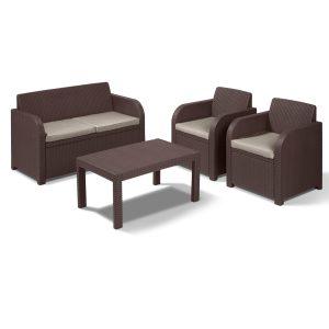 Комплект мебели KETER Georgia set