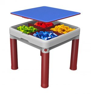 "Детский набор Keter ""Construction Lego Table"""
