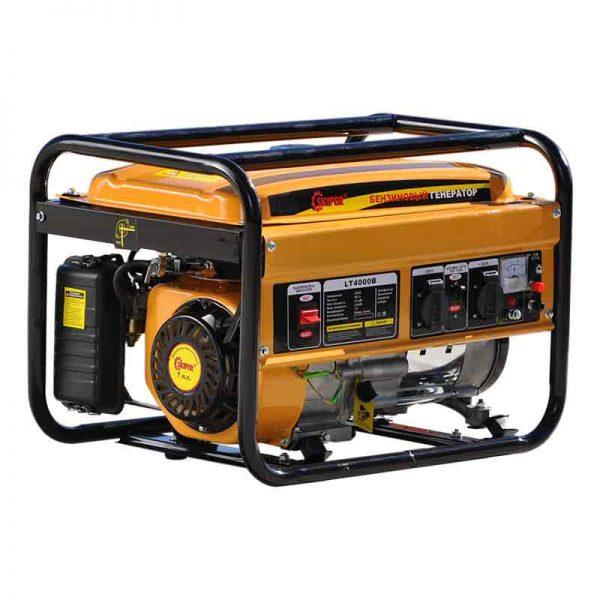 Бензиновый генератор (бензогенератор) Skiper LT4000