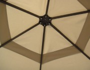 Cадовый тент-шатер ForRest 3526DMW