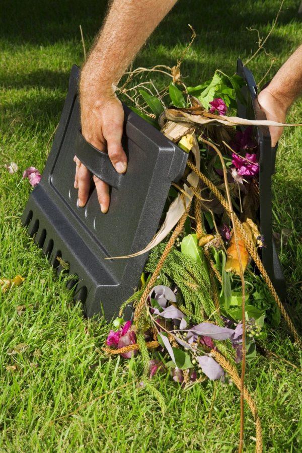 Компостер садовый KETER E-Composter