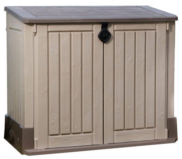 Садовый ящик-шкаф KETER WOODLAND