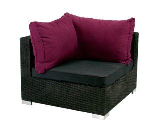 Кресло угловое GENOA Garden4you 27664