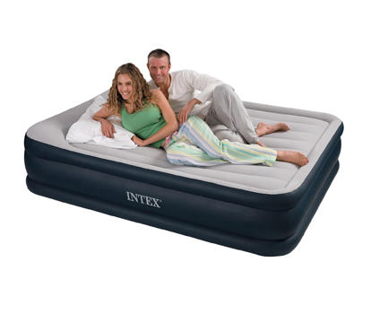 Кровать 152х203х48/43 см Deluxe Queen Intex 67736