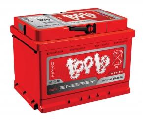 Аккумулятор Topla 55 Ah 550(EN)