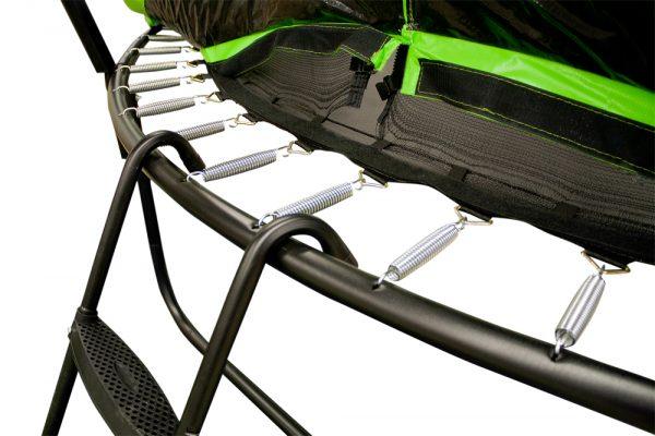 Батут с защитной сеткой и лестницей Sundays Champion Premium 312 см - 10ft