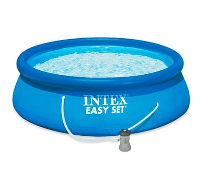 Бассейн с комплектом 396x84 см Easy Set Intex 28142NP
