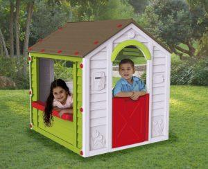 Детский садовый домик KETER HOLIDAY PLAYHOUSE