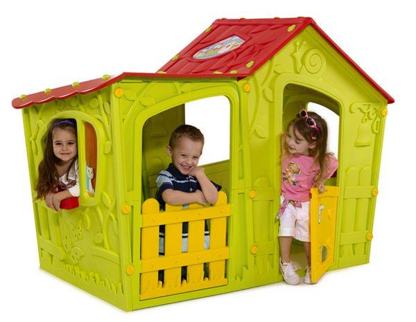 Детский садовый домик KETER MAGIC VILLA