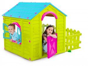 Детский садовый домик KETER MY GARDEN HOUSE
