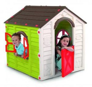 Детский садовый домик KETER RANCHO PLAYHOUSE