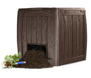 Садовый компостер KETER Deco Composter 340 л