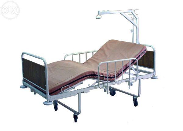 Кровать медицинская 3-секционная «Здоровье-3»
