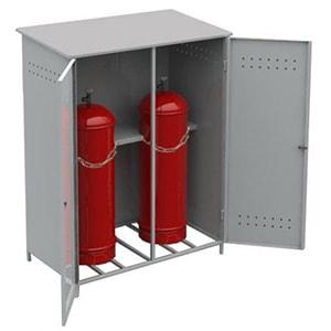 шкафы для газовых баллонов в Минске