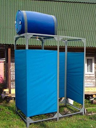 купить дачный душ в Минске