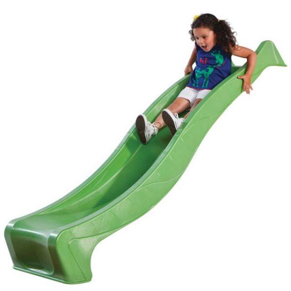 Скат для детской горки 3м Зеленый