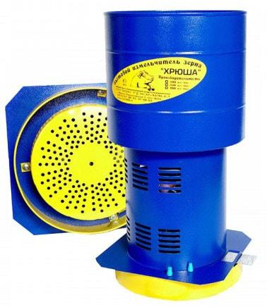 Как выбрать зернодробилку для дома