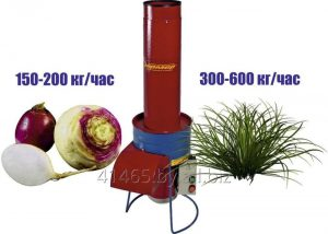 Кормоизмельчитель корнеплодов, травы Фермер КР-01 (220В)