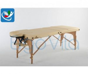 Складной массажный стол ErgoVita Classic Plus (3 цвета)