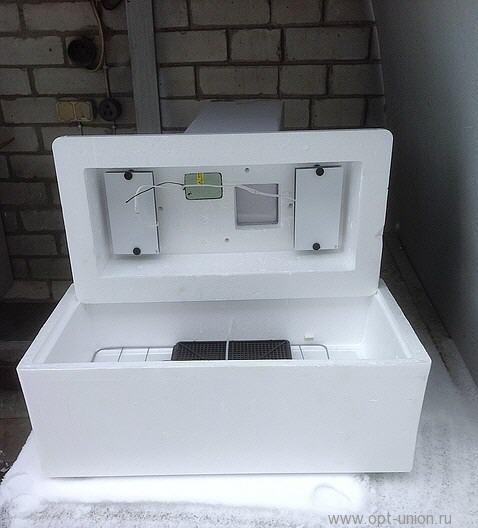 Инкубатор Несушка на 36 яиц (автомат, аналоговый)