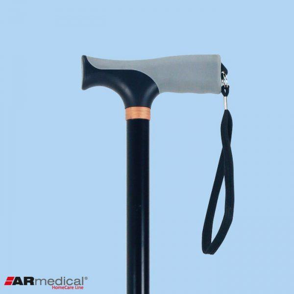 Трость опорная-регулируемая с мягким захватом Armedical AR 014