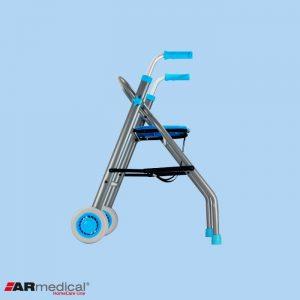 Ролятор 2-колесный ARmedical AR021 DELUXE (складной)