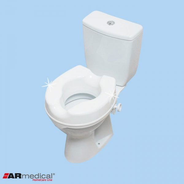 Насадка на унитаз для инвалидов ARmedical AR110ВК (10см)
