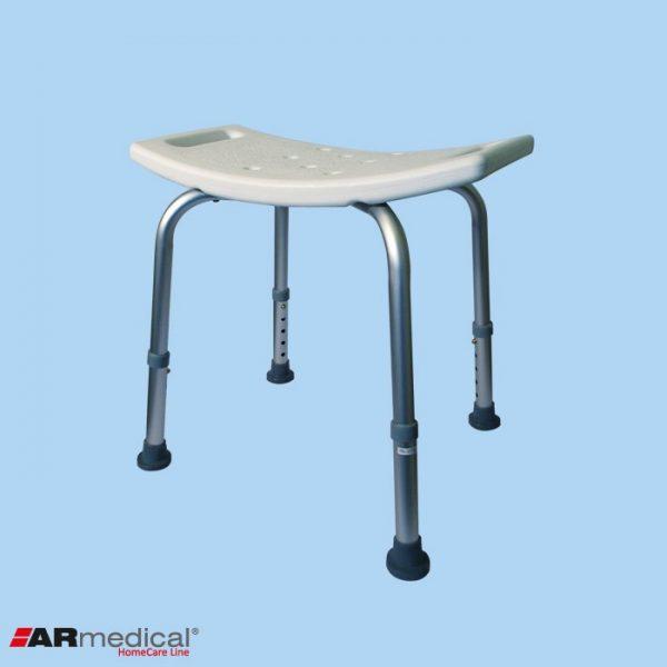 ресло для душа без спинки ARmedical AR 202 регулируемый