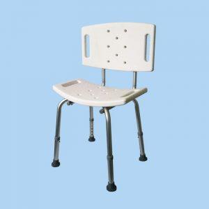Кресло для душа со спинкой ARmedical AR203 регулируемый