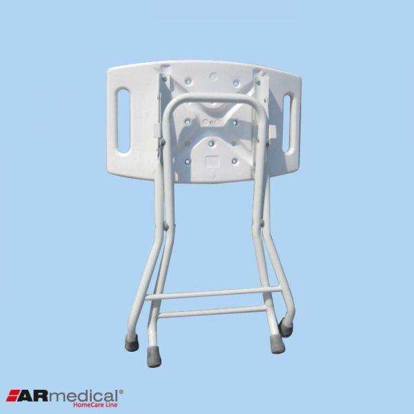 Душевой стул складной для инвалидов ARmedical AR205 (Алюминий )