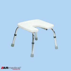 Стул для ванной с вырезом ARmedical AR209